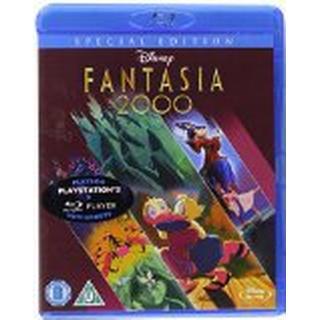 Fantasia 2000 [Blu-ray] [Region Free]